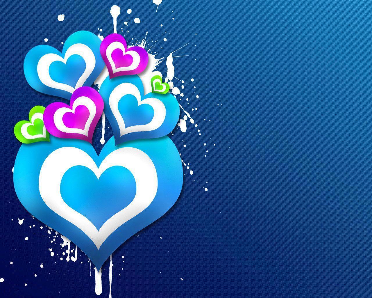 love 3d wallpaper hd for desktop free download