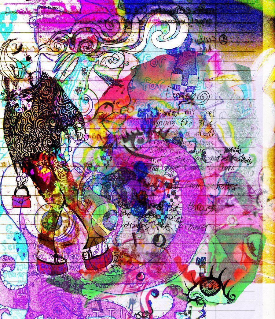 Trippy Hippie Wallpapers Tumblr 8850663