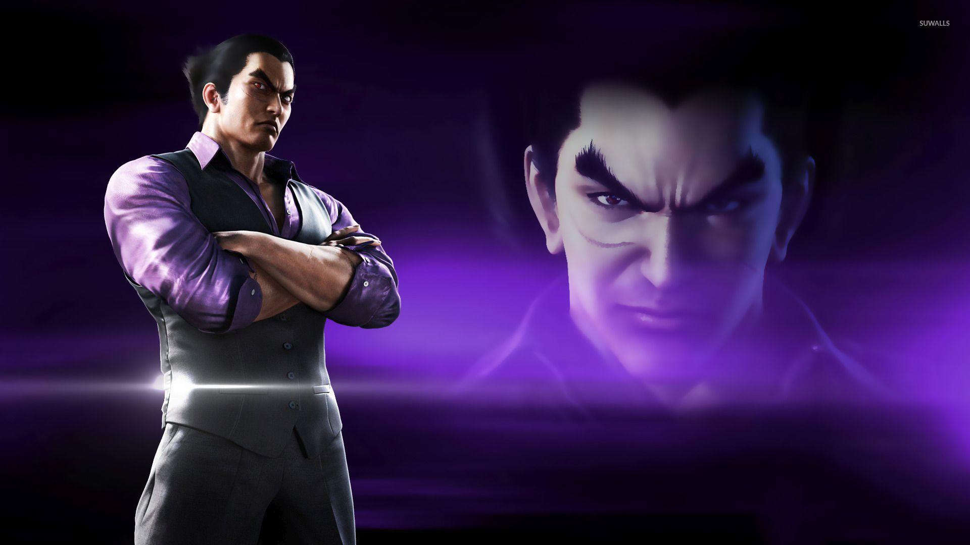 Kazuya Mishima - Tekken wallpaper - Game wallpapers - #41971