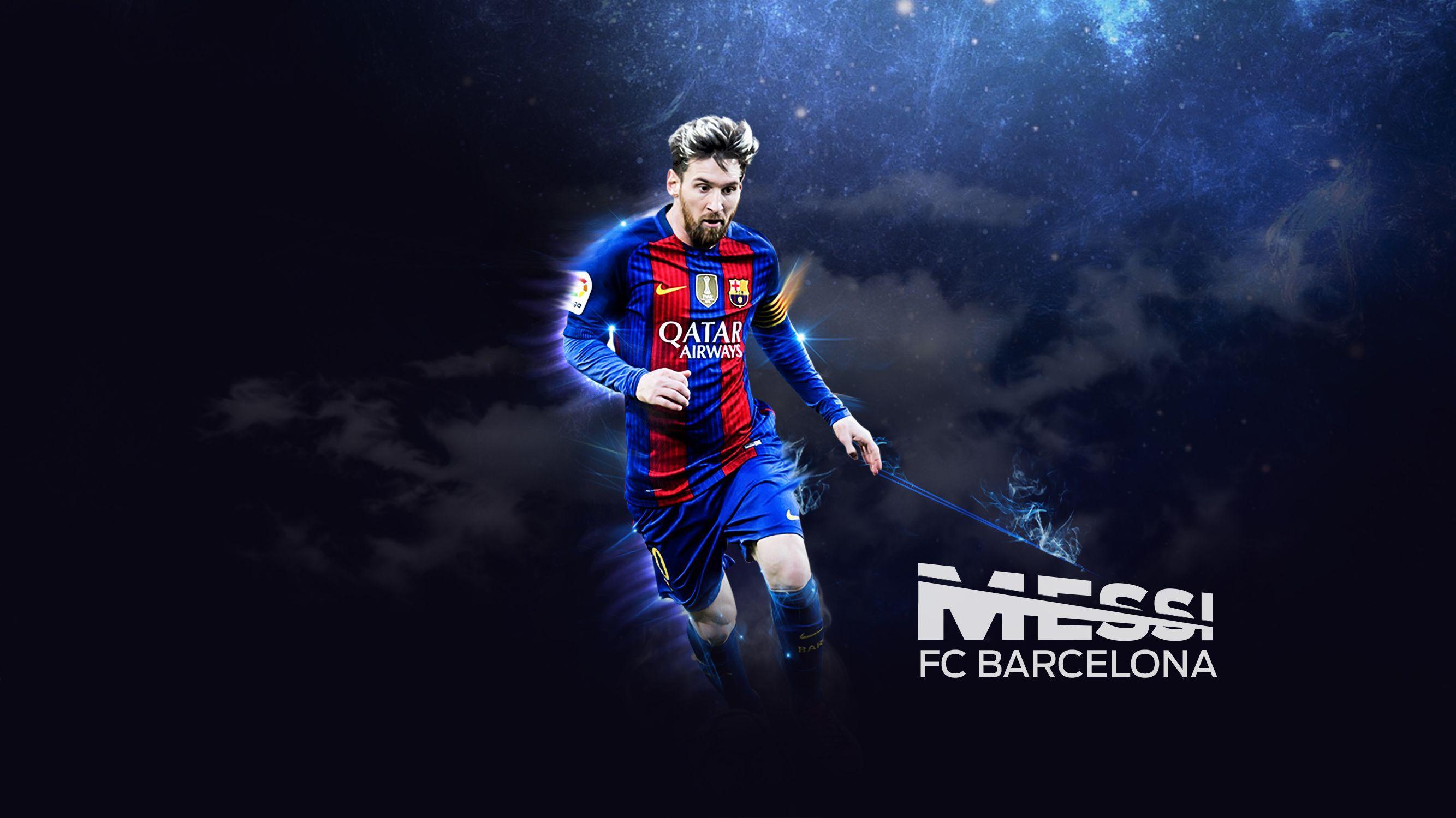 Barcelona Fc Wallpapers Messi Wallpaper Cave