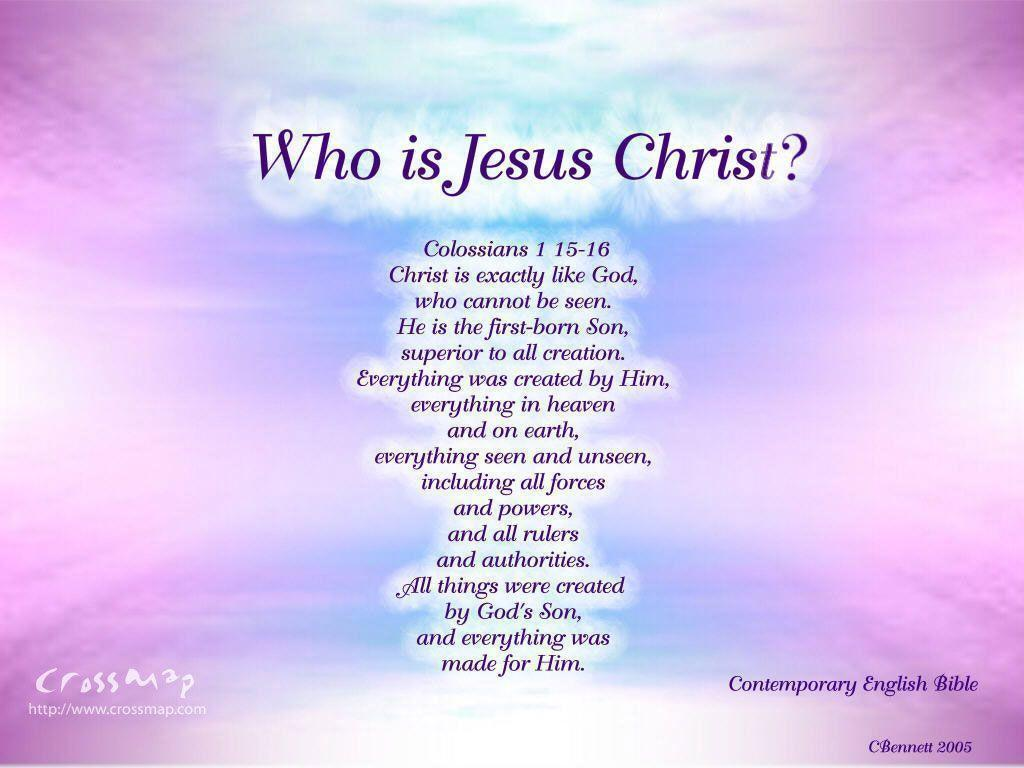 believe christ christology essay in jesus we