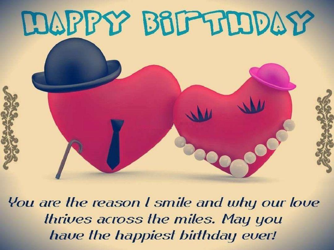 Happy birthday my love hd wallpapers and image