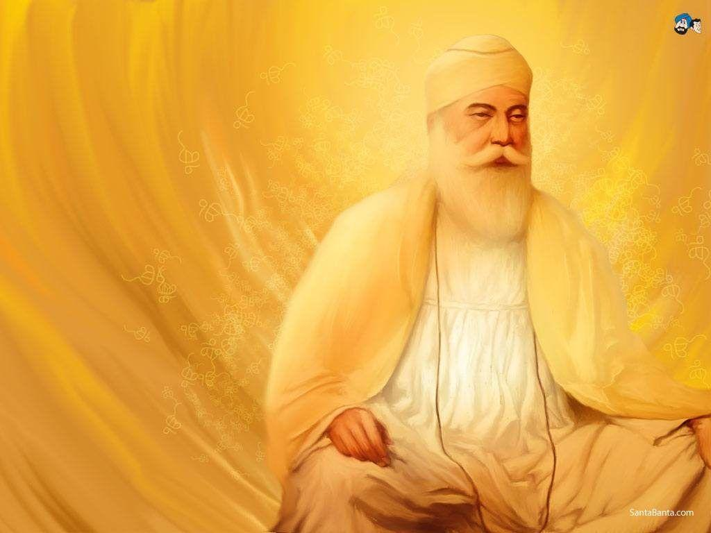 HD] Guru Nanak Dev ji Images | HD Wallpapers & Photos Download