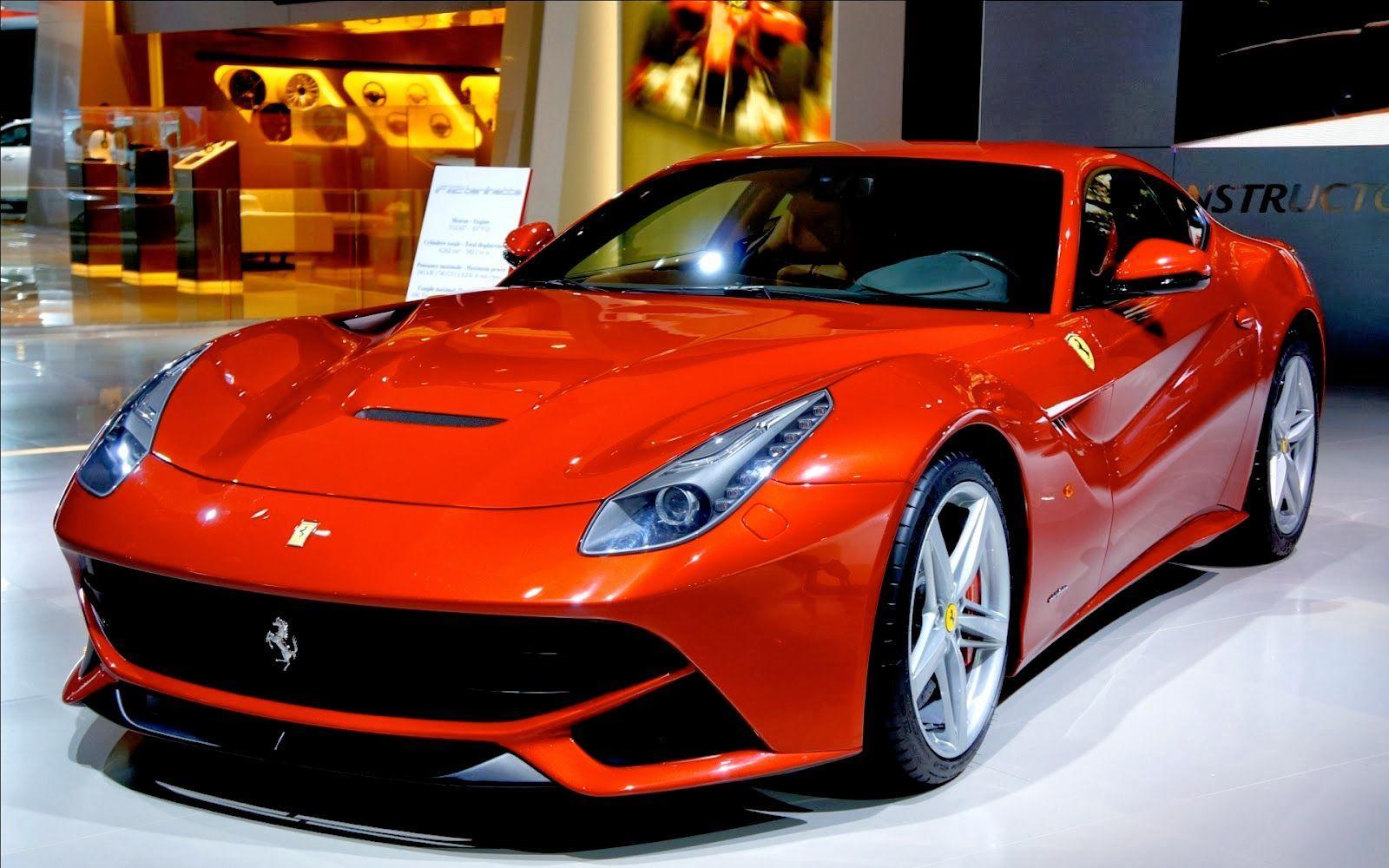 HD Ferrari Car Wallpapers 1080p