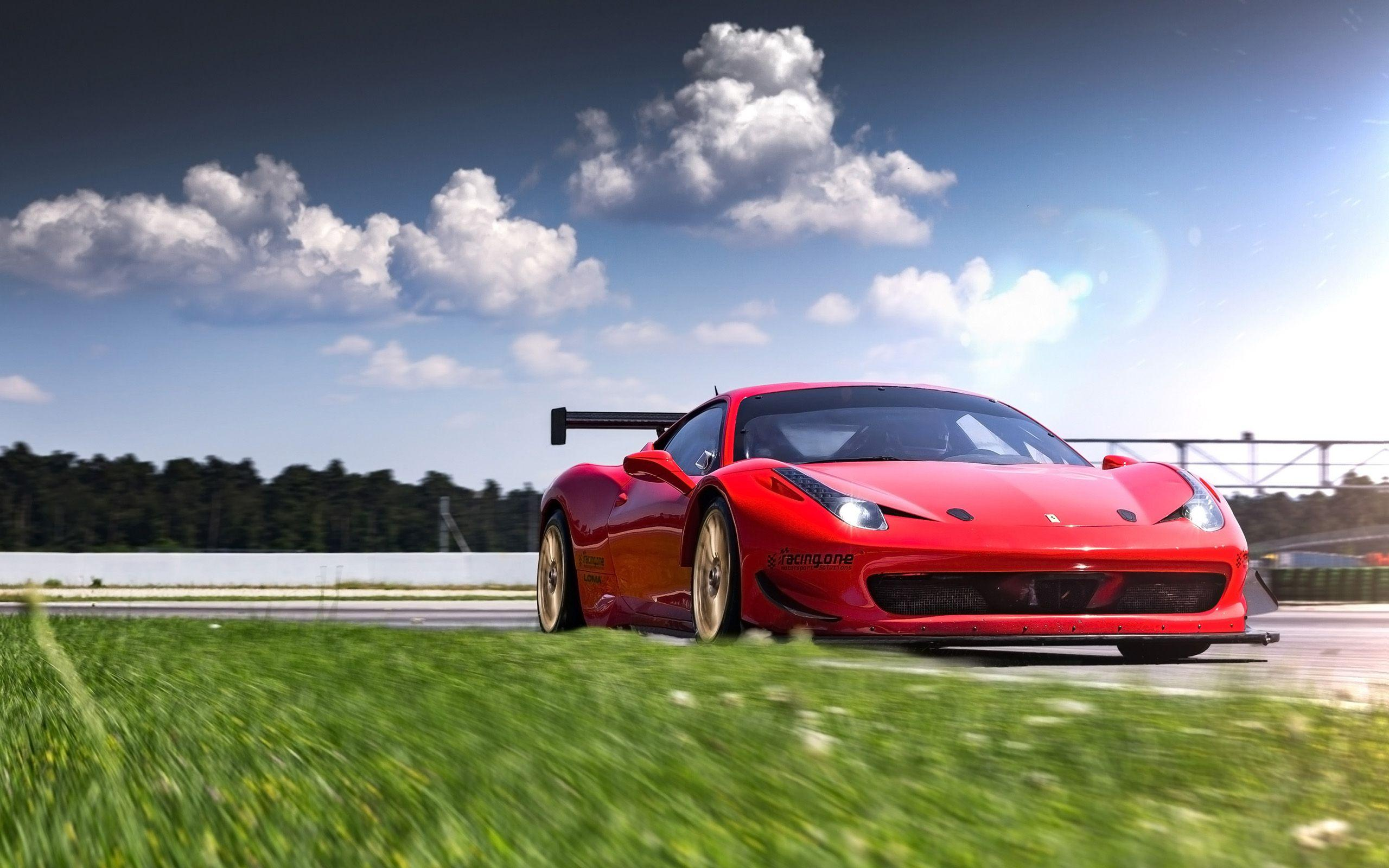 13+ Ferrari On Track Hd Wallpaper  Pics