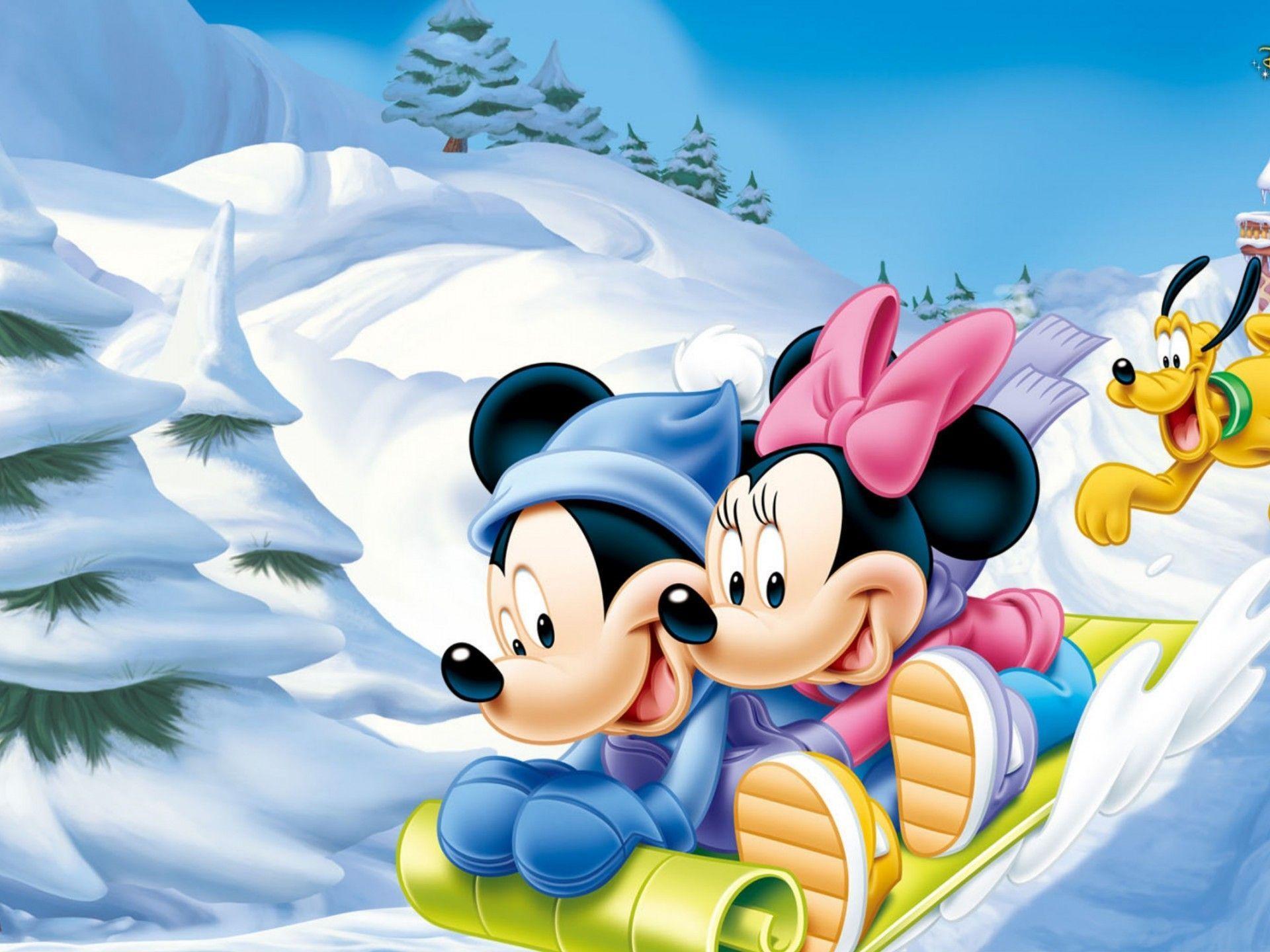 Disney Cartoon HD Wallpapers For Desktop - Wallpaper Cave