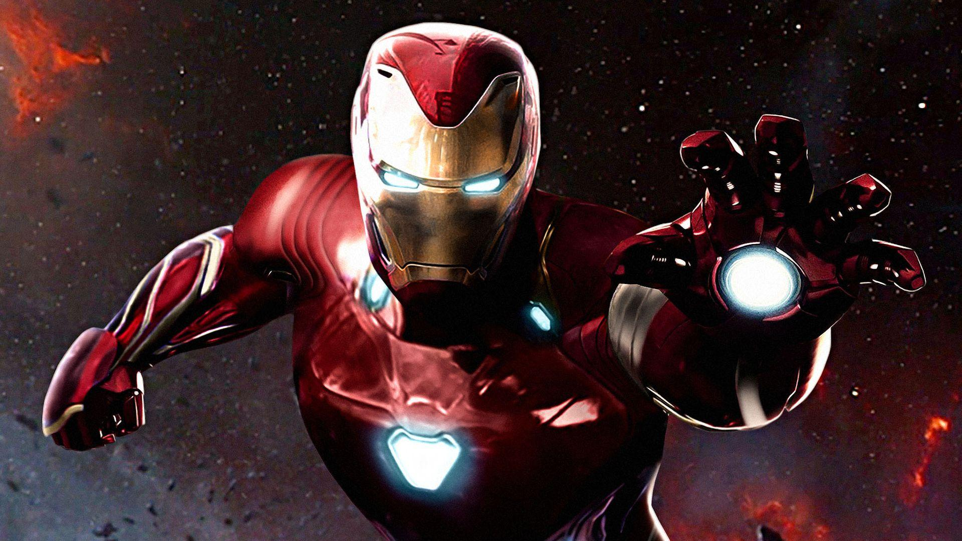Iron Man Hd Wallpapers 1080p Wallpaper Cave