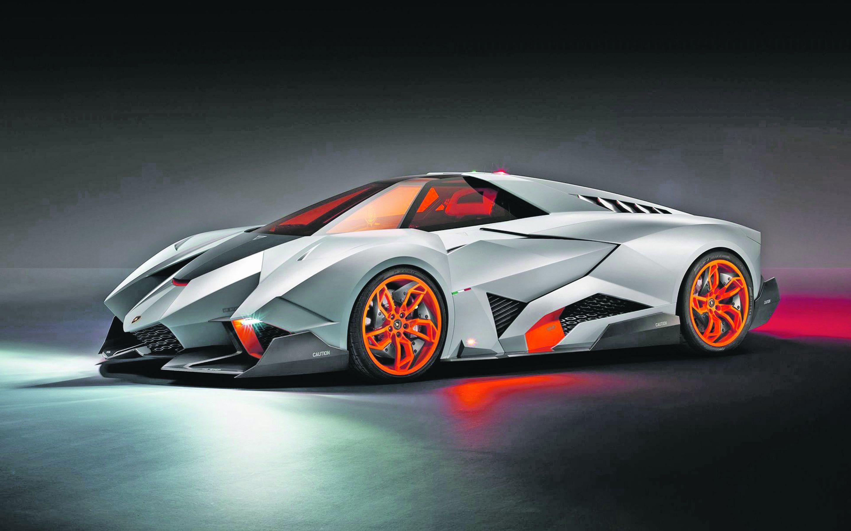 Lamborghini Egoista Wallpapers HD - Wallpaper Cave
