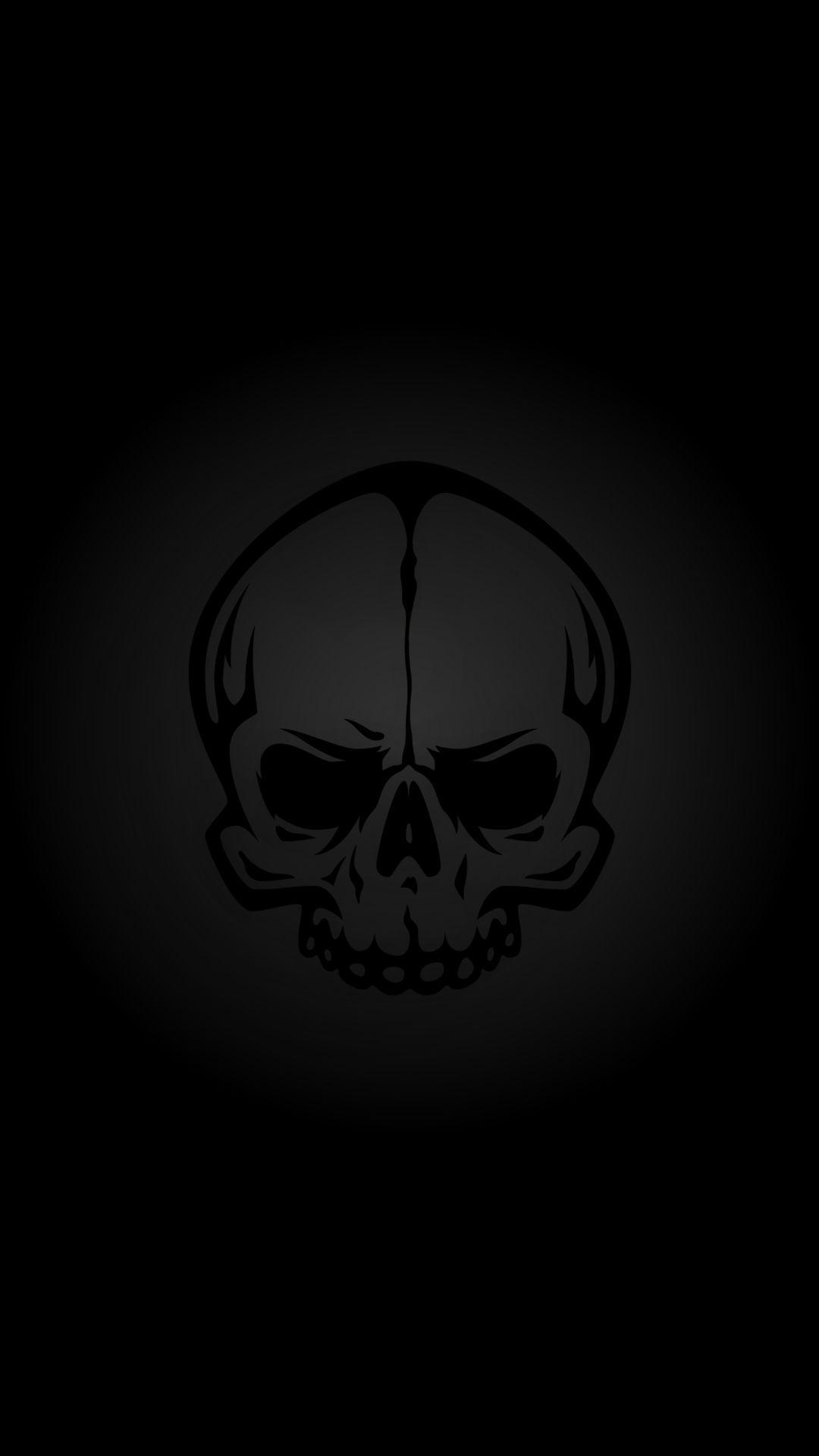 1080x1920 Skull Wallpapers Wallpaper Cave
