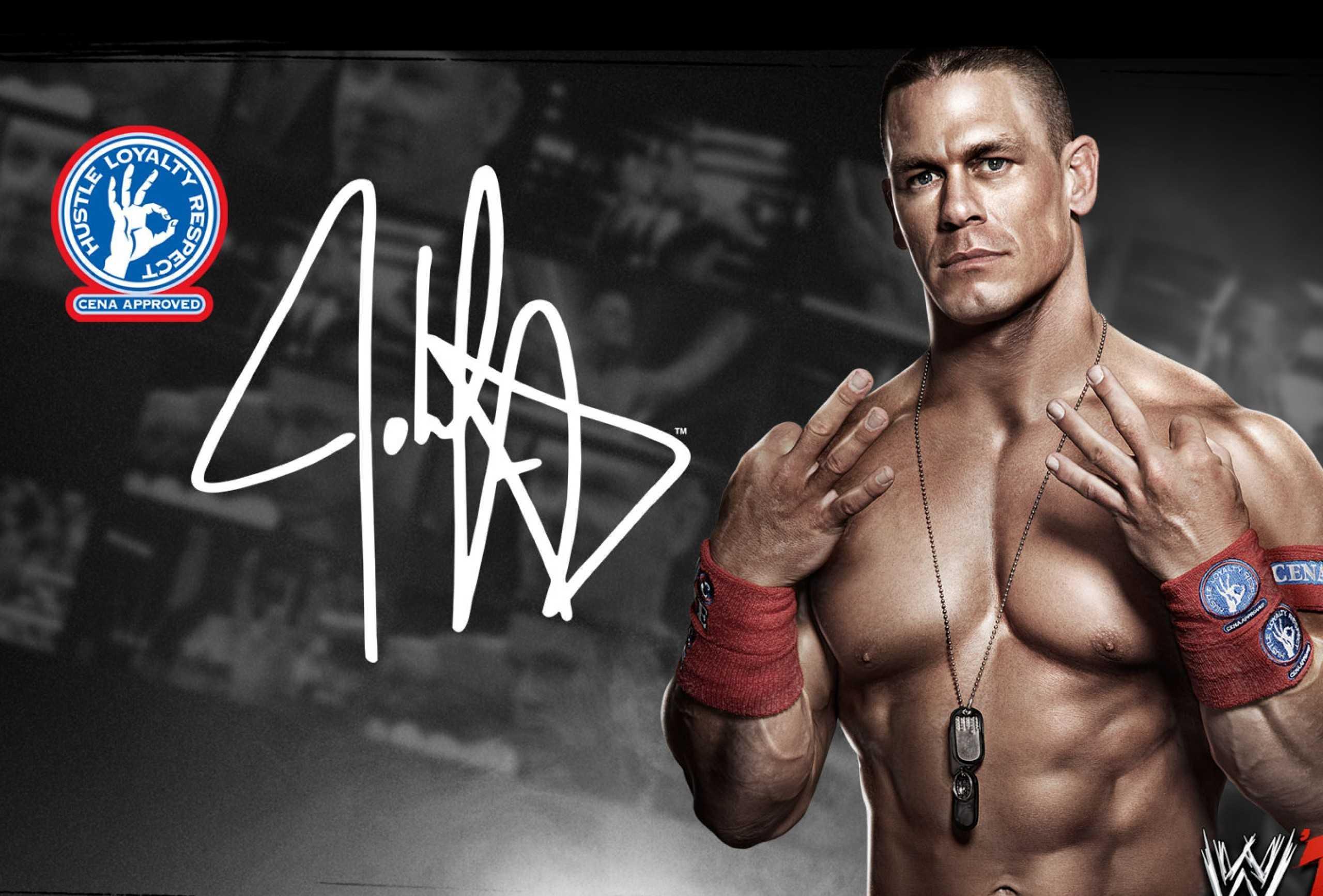 John Cena Desktop Wallpapers Wallpaper Cave