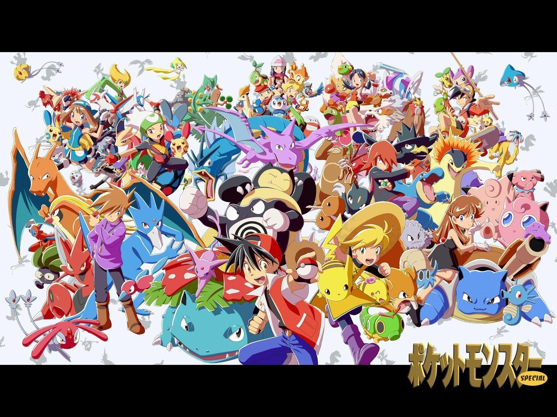 Pokemon Adventures Manga Wallpapers Wallpaper Cave