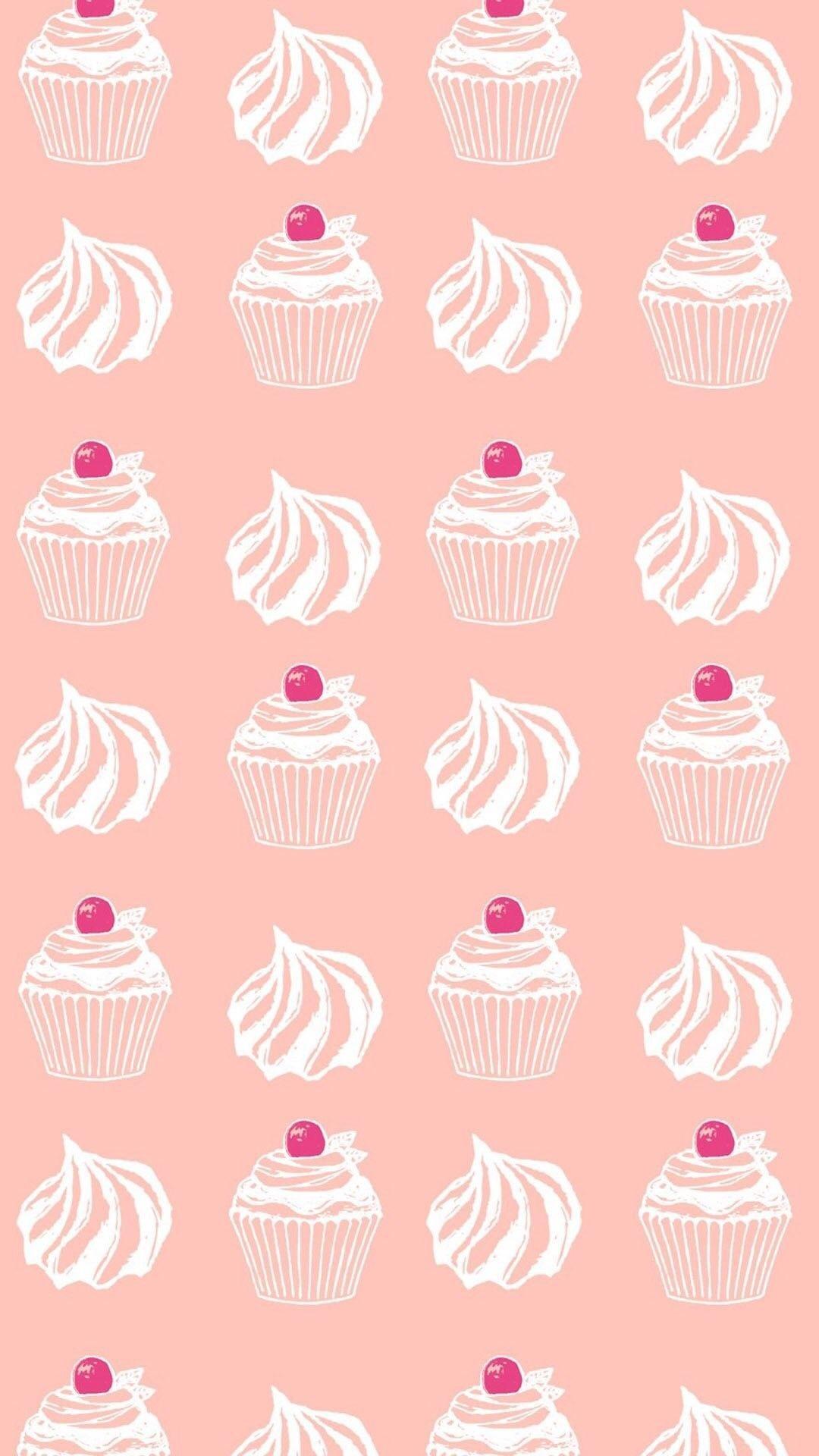 Kawaii Cupcake Wallpapers - Wallpaper Cave