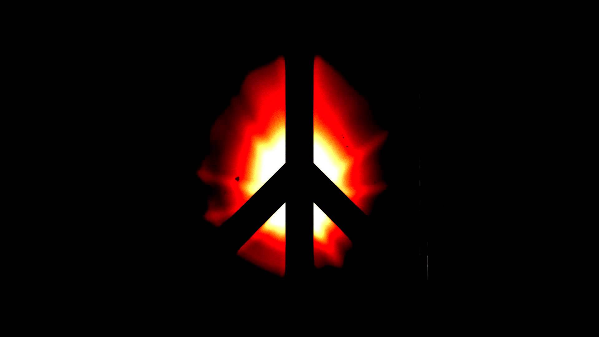 Peace Sign Wallpapers Hd Wallpaper Cave