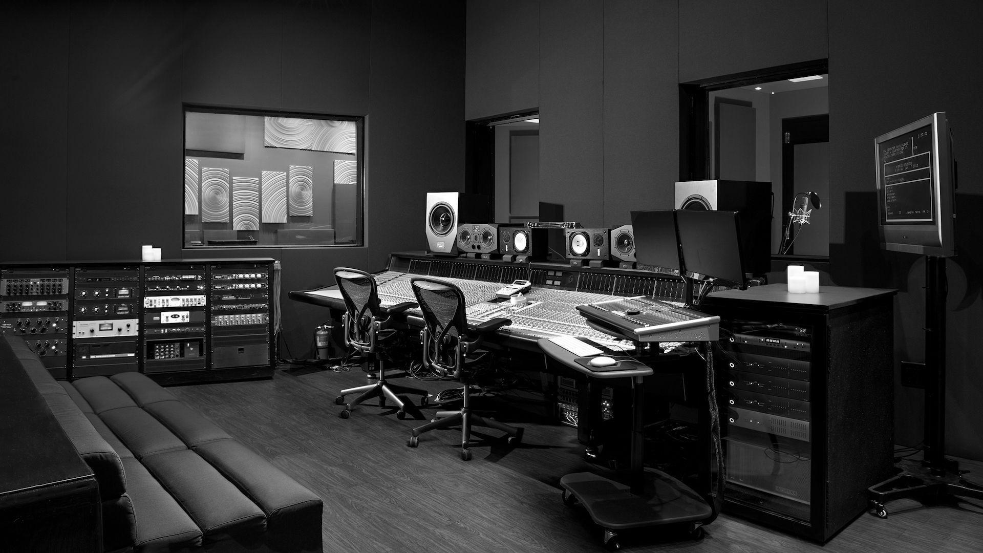 Home Recording Studio Wallpapers Wallpaper Cave