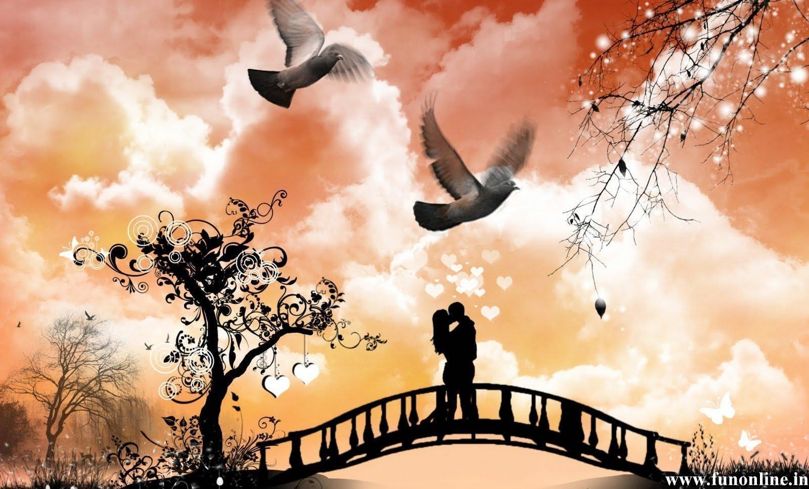 Desktop Wallpapers Romantic Love Wallpaper Cave