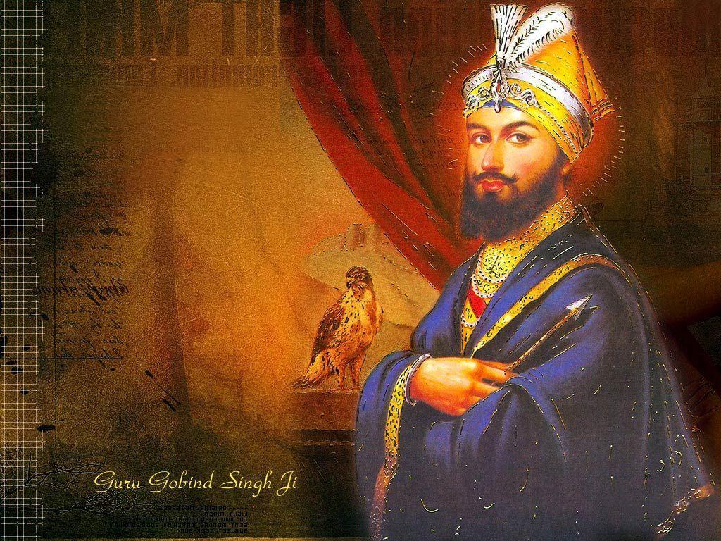 Hd Wallpapers Shri Guru Gobind Singh Ji For Pc Wallpaper Cave