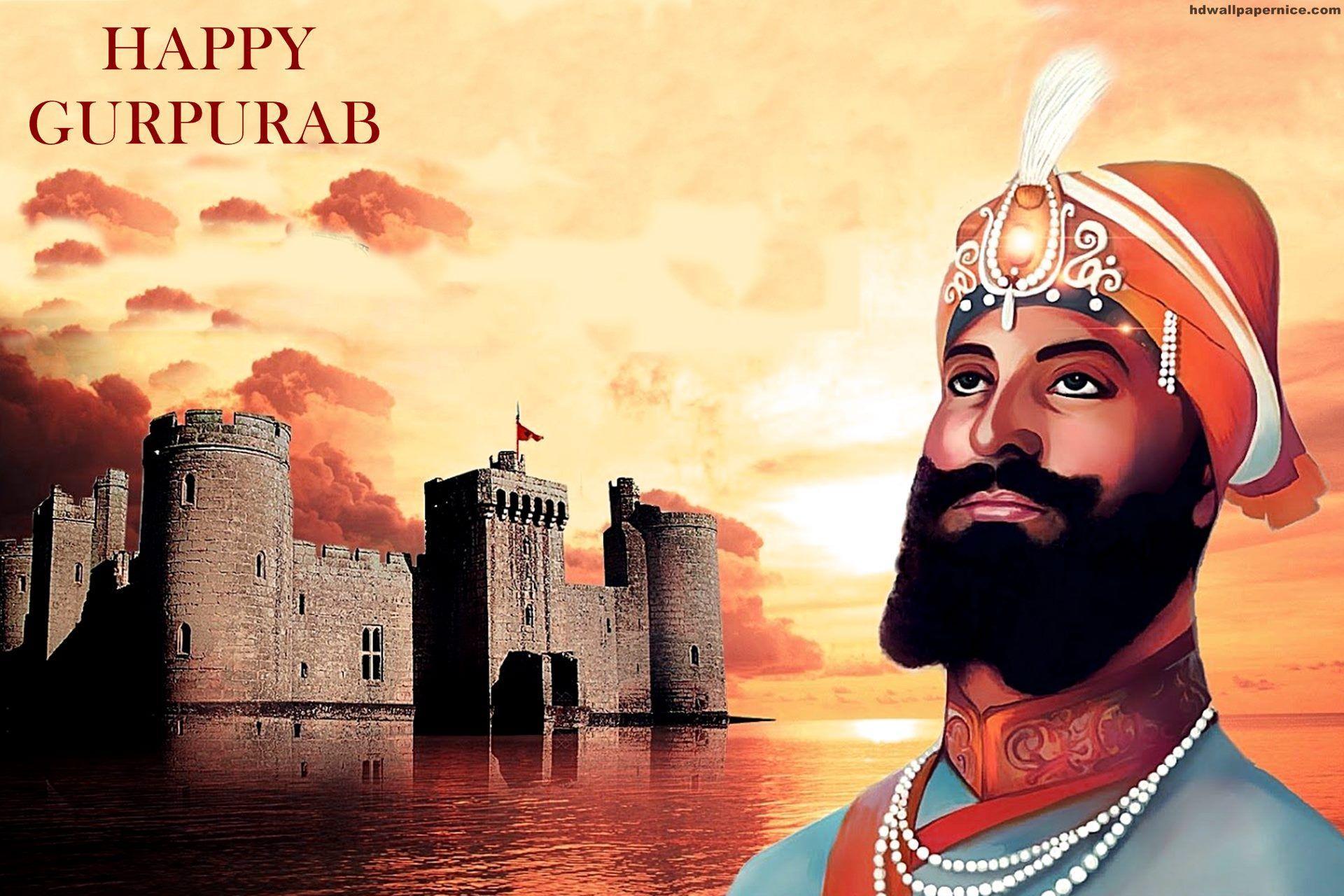 Hd wallpapers shri guru gobind singh ji for pc wallpaper - Shri guru gobind singh ji wallpaper ...