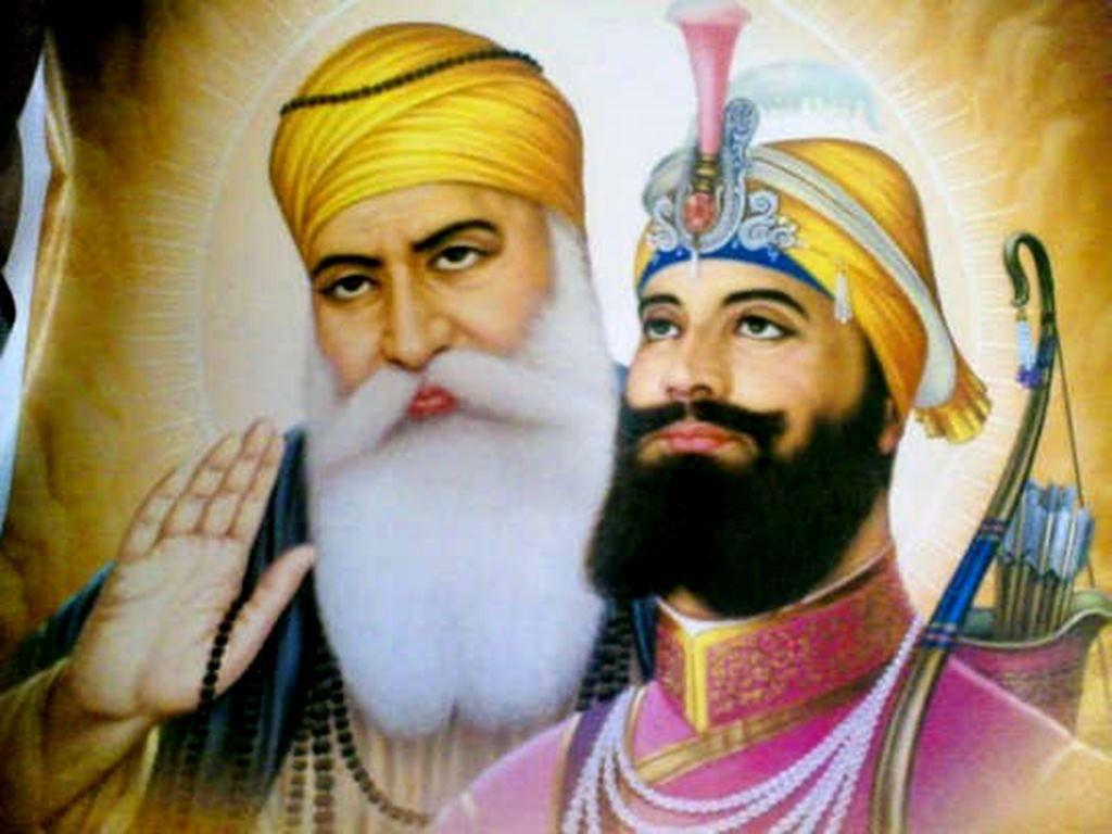 Hd wallpapers shri guru gobind singh ji for pc wallpaper cave - Guru nanak dev ji pics hd ...