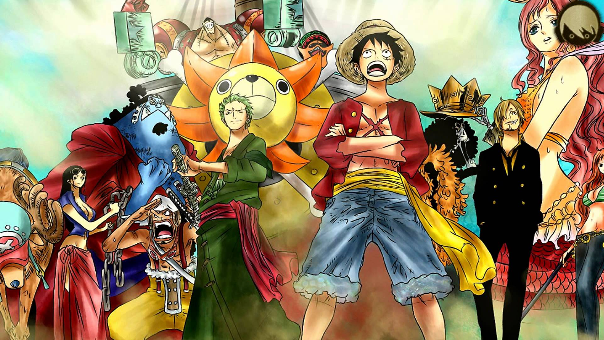 Straw Hat Pirates Wallpapers Wallpaper Cave