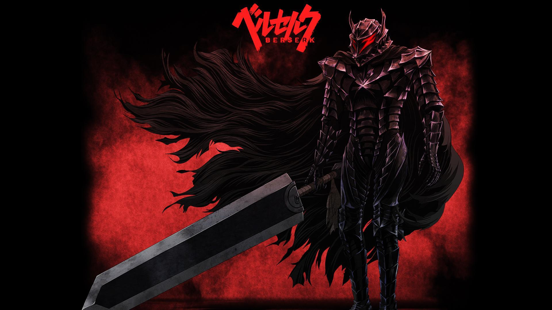 Berserk 2017 Berserker Armor Wallpapers 1920x1080