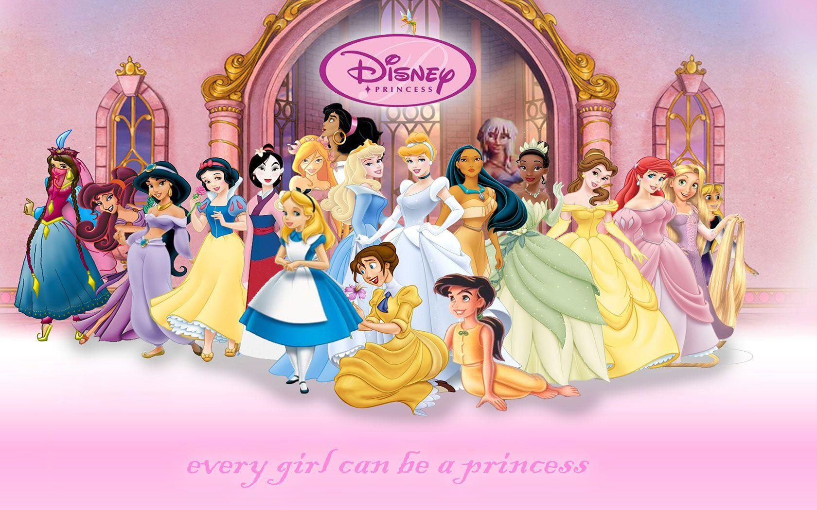 Disney Princess Hd Wallpapers Wallpaper Cave