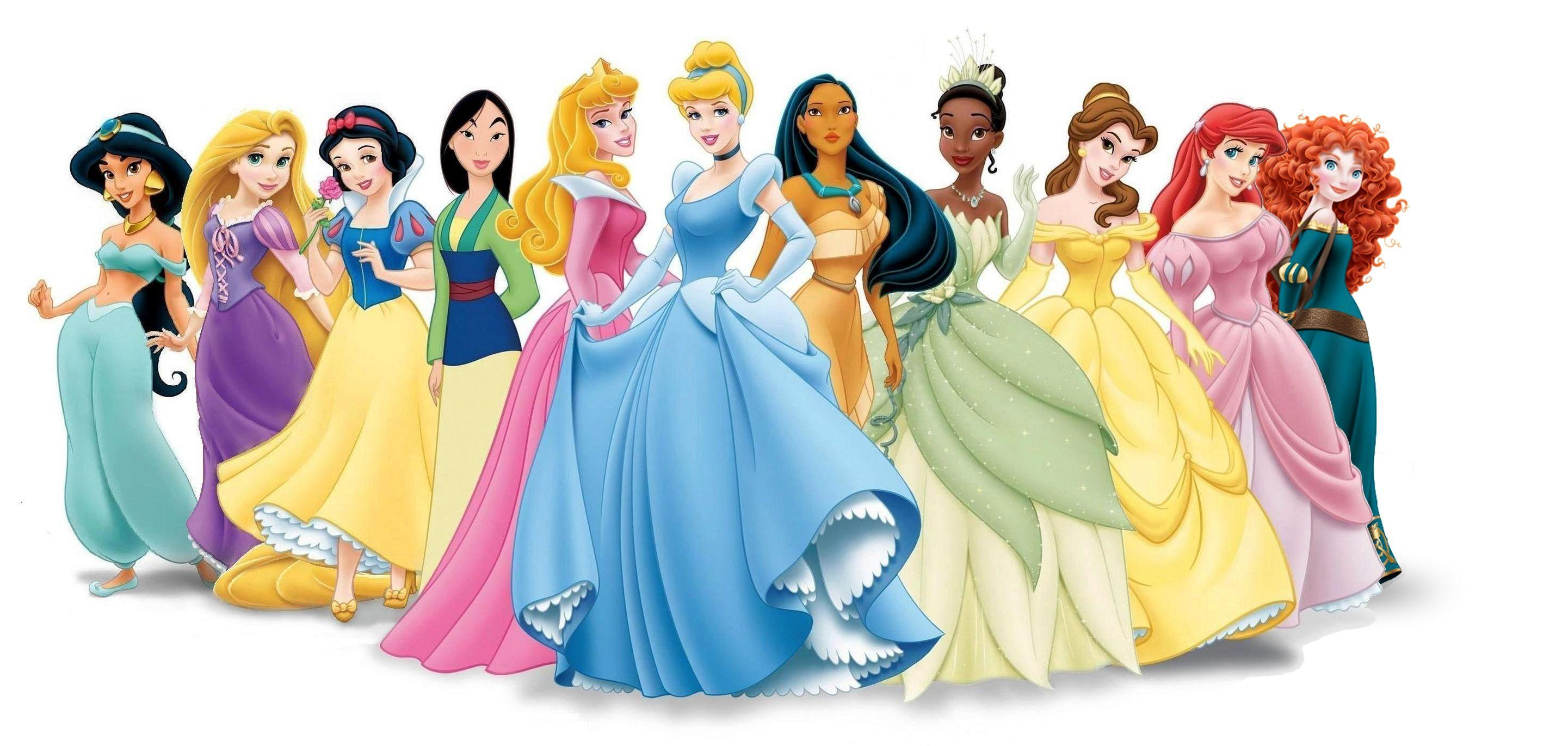 Disney Princess Hd Wallpapers Wallpaper Cave
