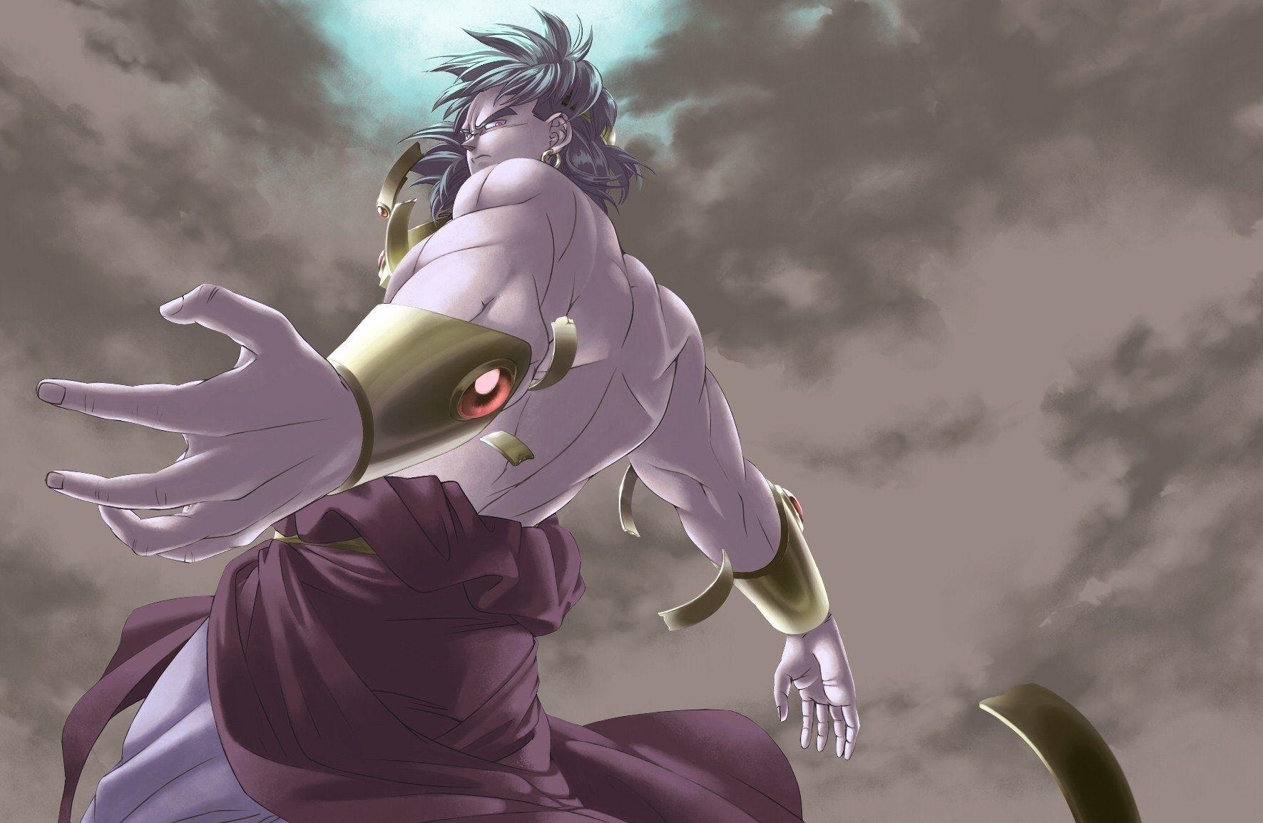 Broly Wallpapers and Backgrounds Image