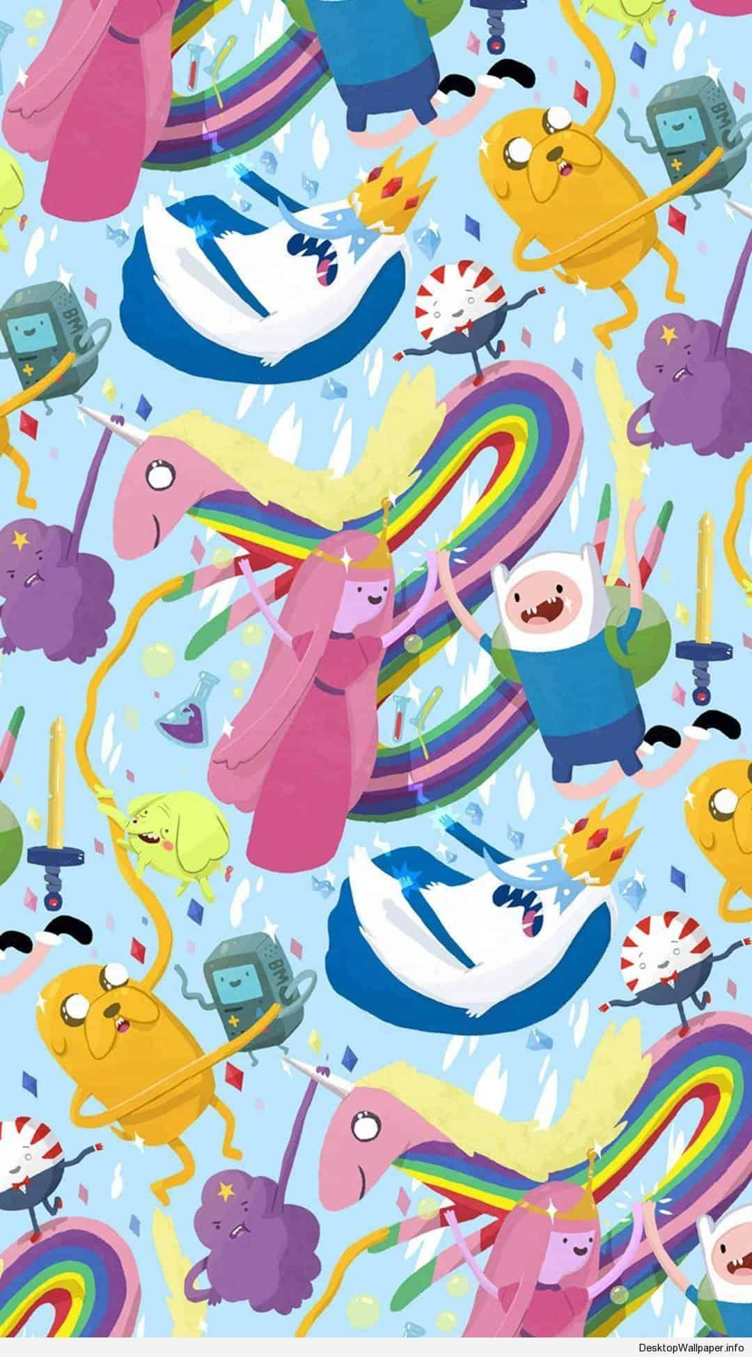Adventure Time Tumblr Wallpapers ...