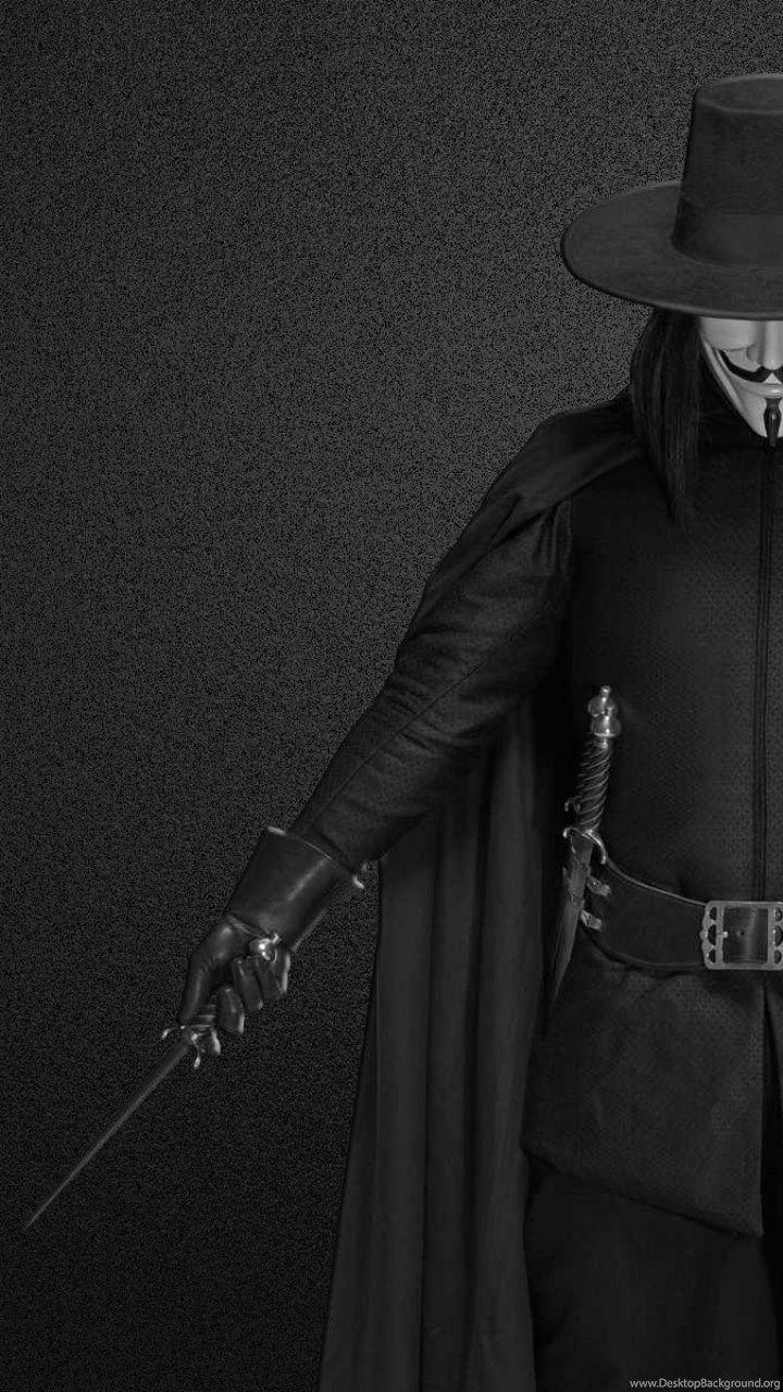 Vendetta Wallpapers Hd Wallpaper Cave