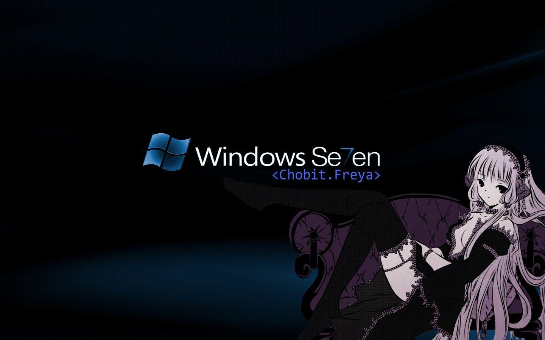 Windows 7 Anime Wallpapers