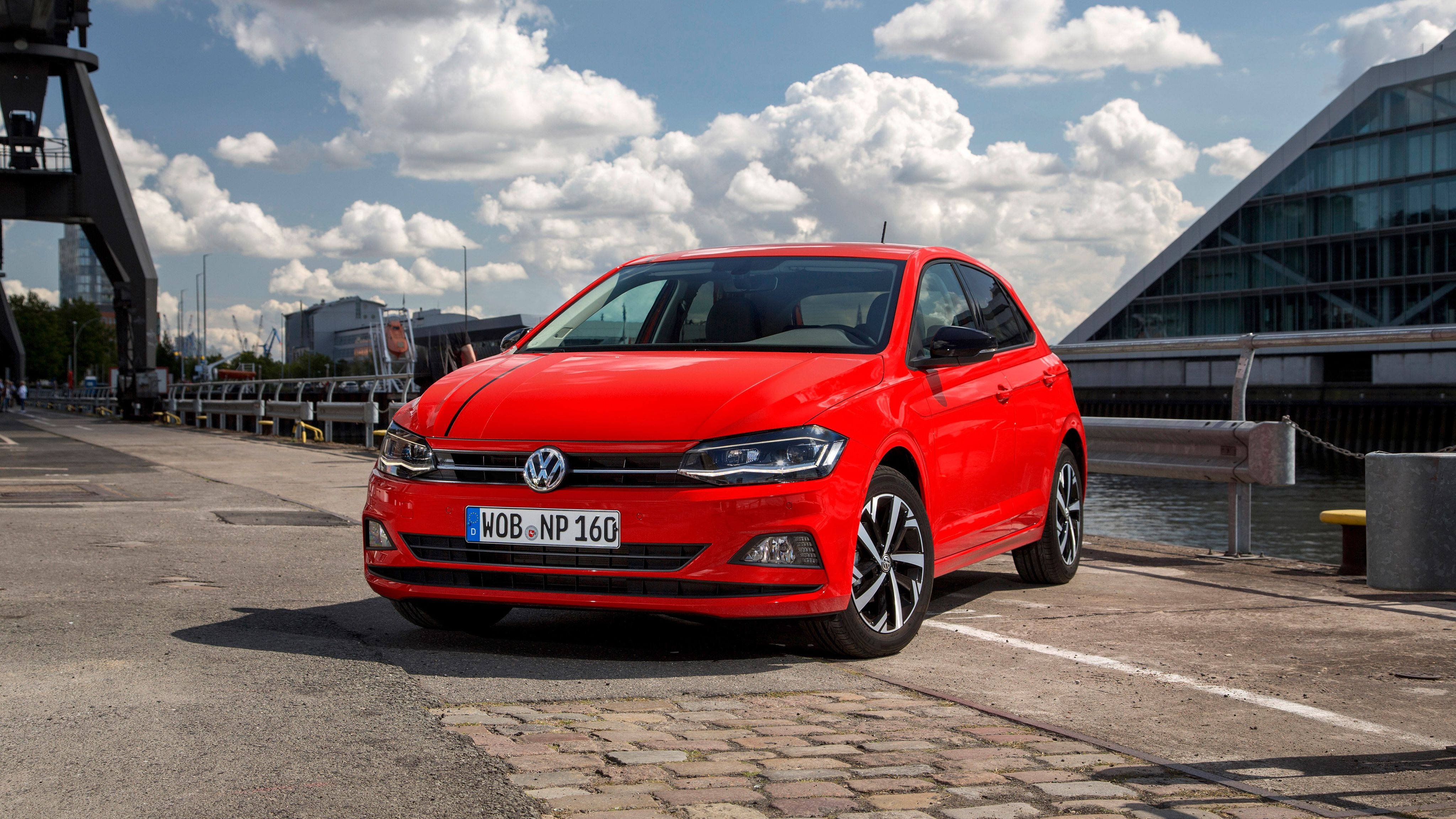 2017 Volkswagen Polo Beats 4K Wallpaper | HD Car Wallpapers