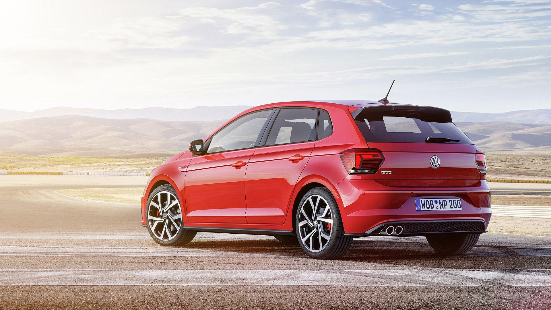 2018 Volkswagen Polo GTI Wallpapers & HD Images - WSupercars
