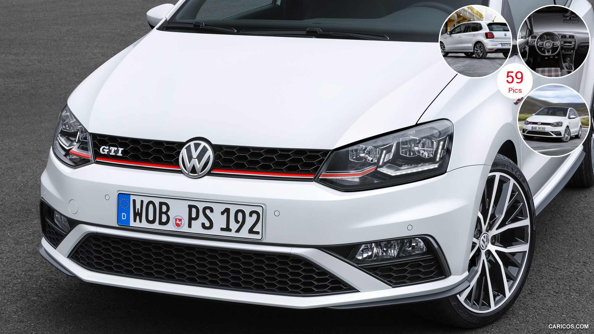 2015 Volkswagen Polo GTI - Front | HD Wallpaper #13
