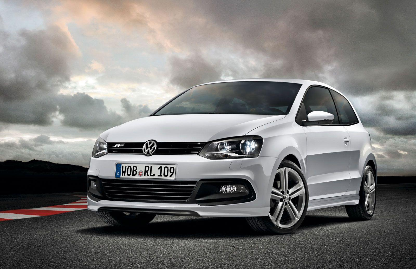 Sport Cars: Volkswagen Polo TSI R-Line hd Wallpapers 2012