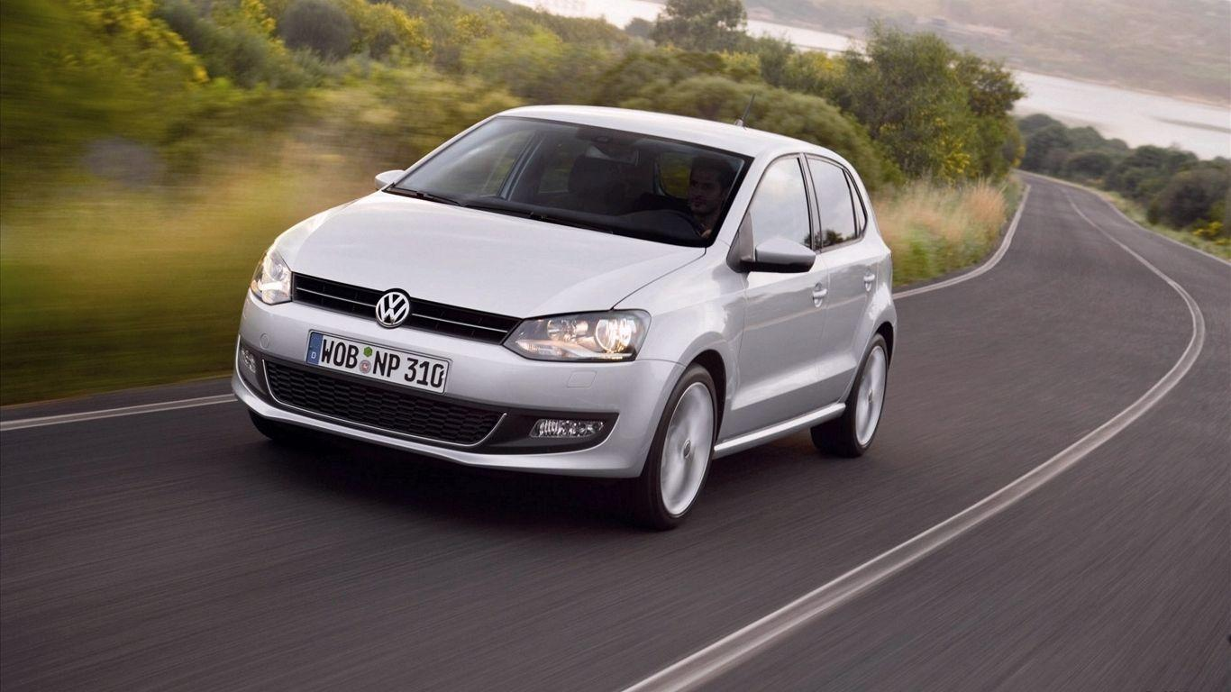 Volkswagen Polo Wallpaper and Background Image | 1366x768 | ID:395997