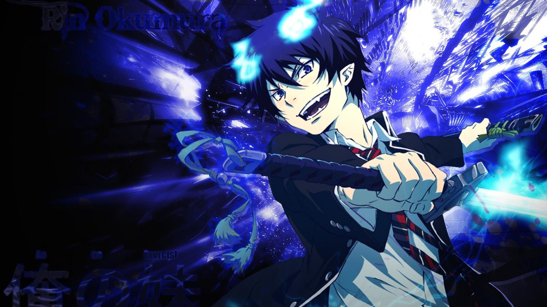 Blue Exorcist Wallpapers HD - Wallpaper Cave