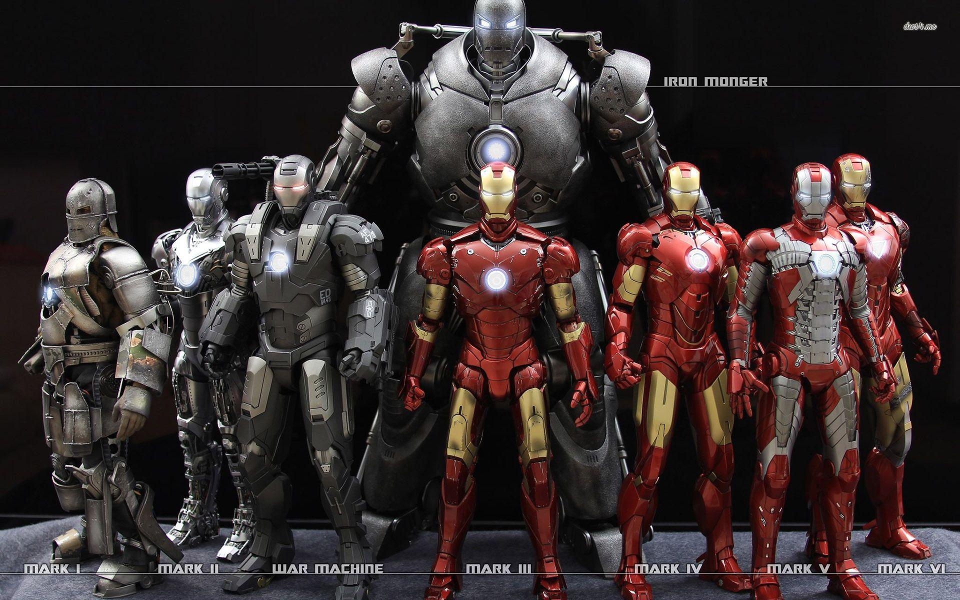 Iron Man 3 Hd 3d Wallpaper - impremedia.net