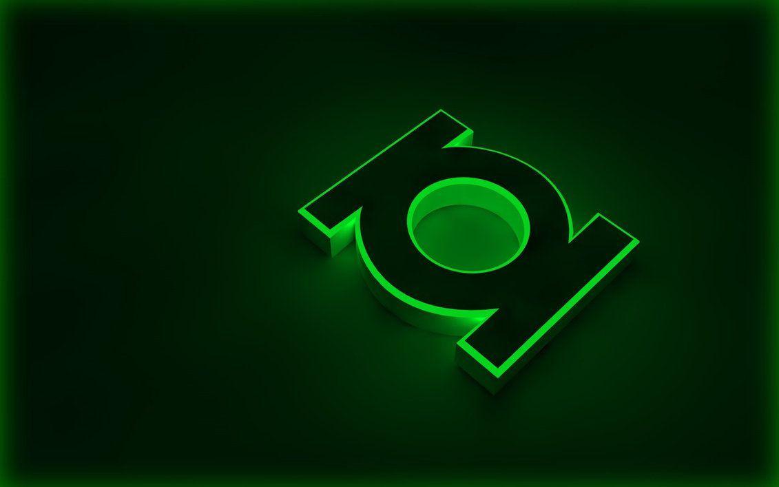 Green Lantern Logo Wallpapers HD