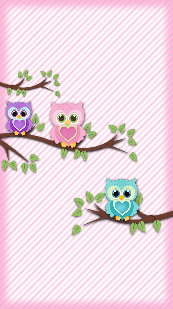 Cute Owl Wallpapers For Android Wallpaper Cave
