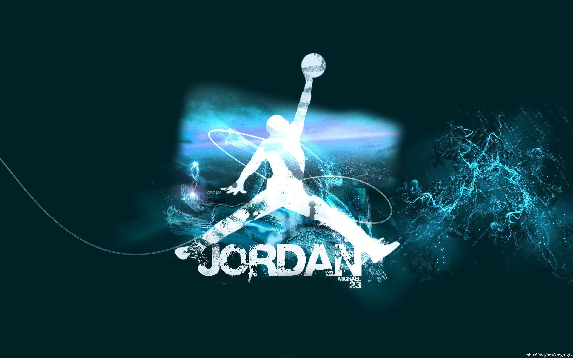 Jordan Logo Wallpapers 3d Wallpaper Cave