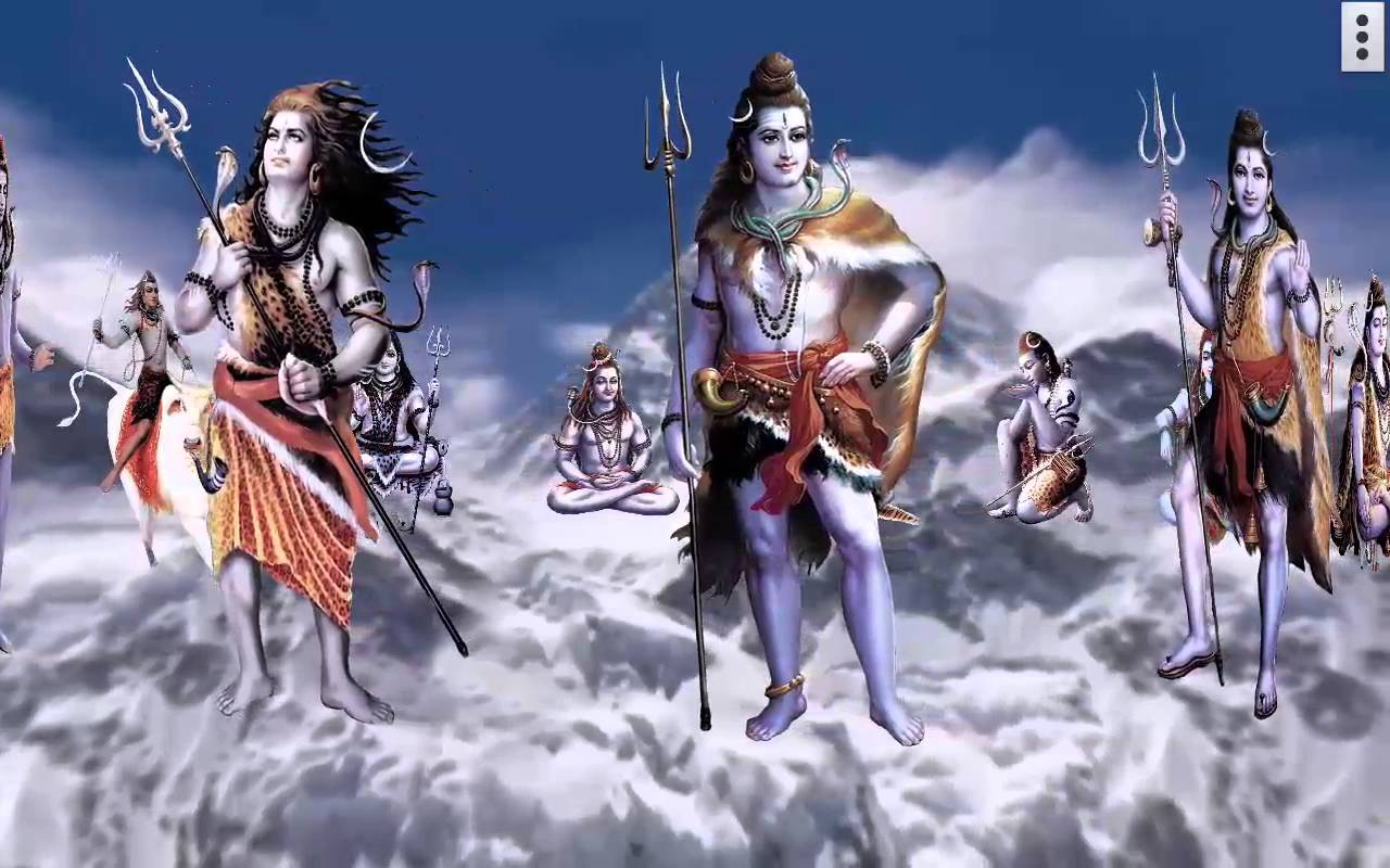 Free Download Lord Shiva Live Wallpaper M T Lord Shiva