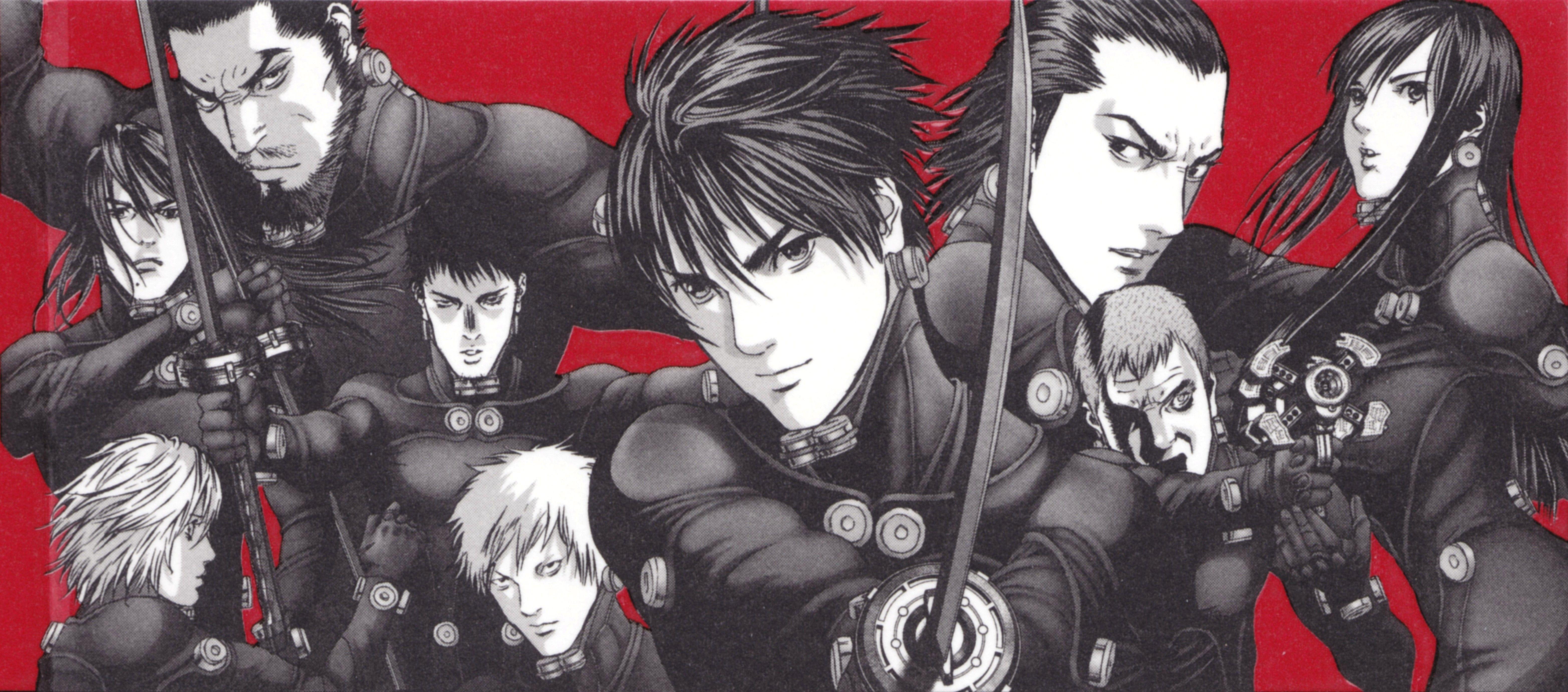 Manga Gantz Manga Pinterest Manga And Anime