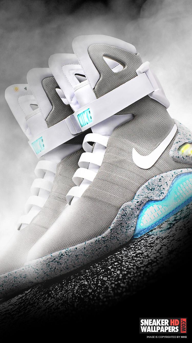 Nike Air Mag Wallpapers Wallpaper Cave