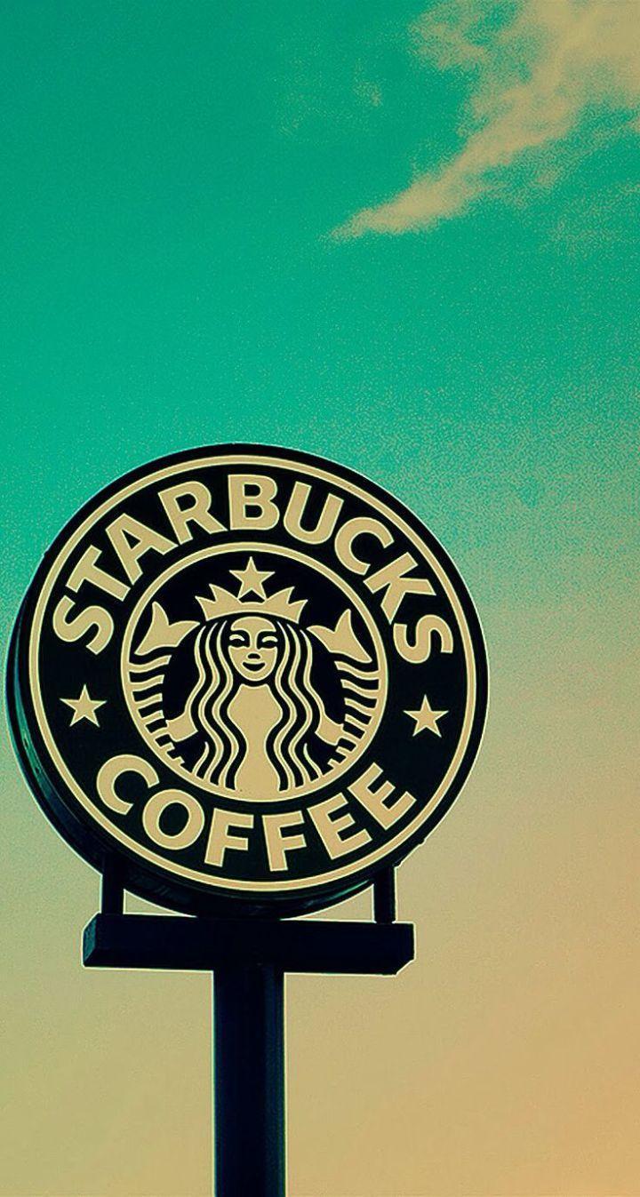 Starbucks Logo Wallpapers Wallpaper Cave