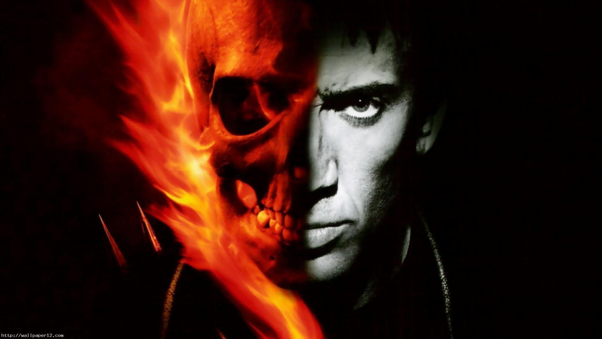 ghost rider 2 wallpapers hd wallpaper cave