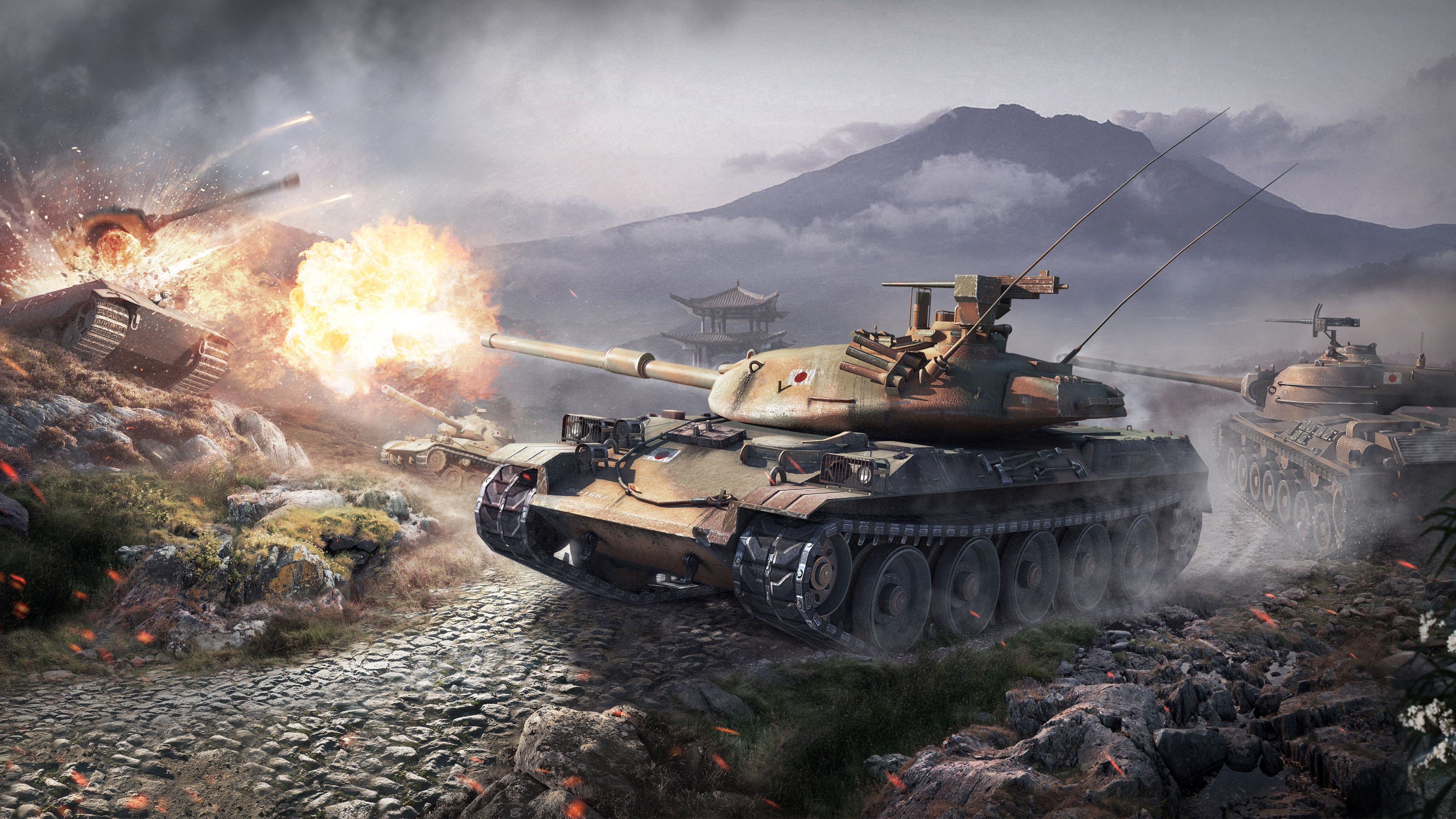 World Of Tanks Wallpapers 1920x1080 Wallpaper Cave