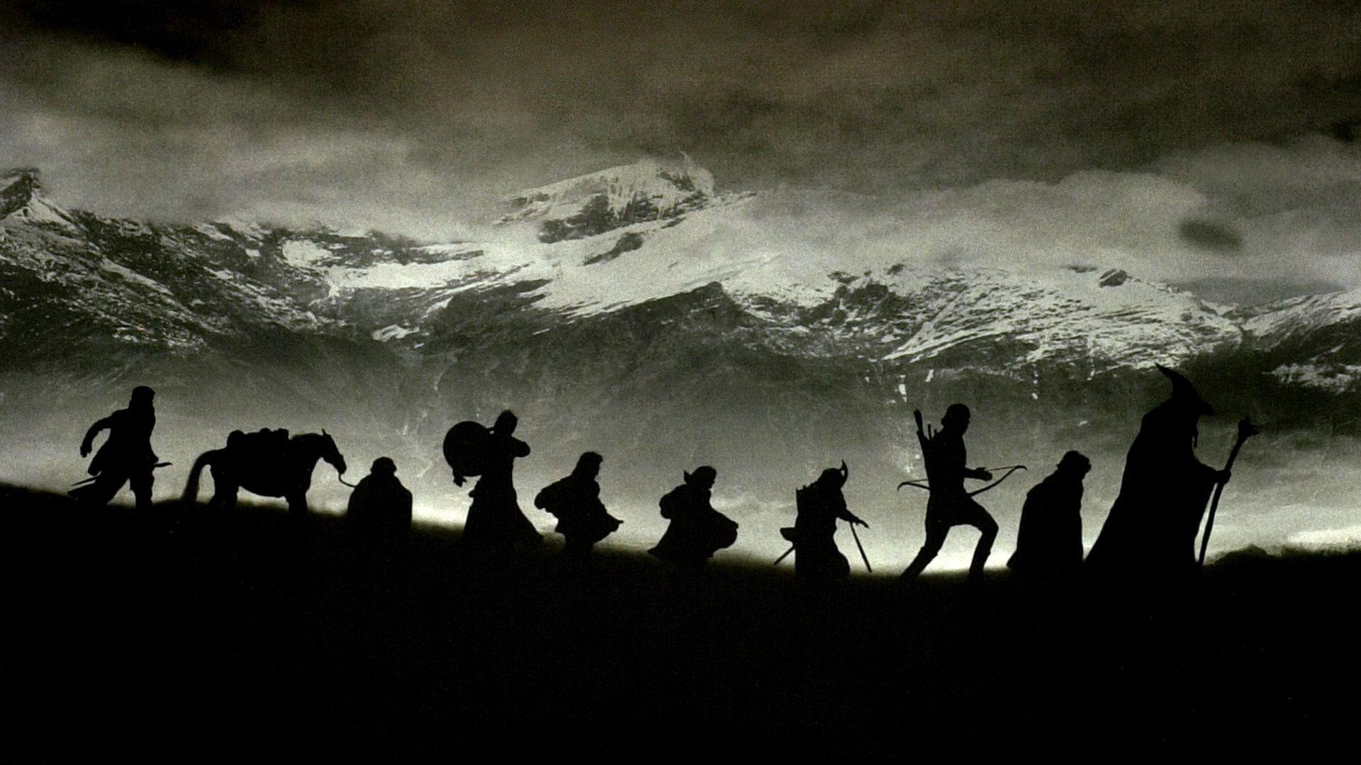 The Lord of the Rings: The Fellowship of the Ring HD Wallpapers