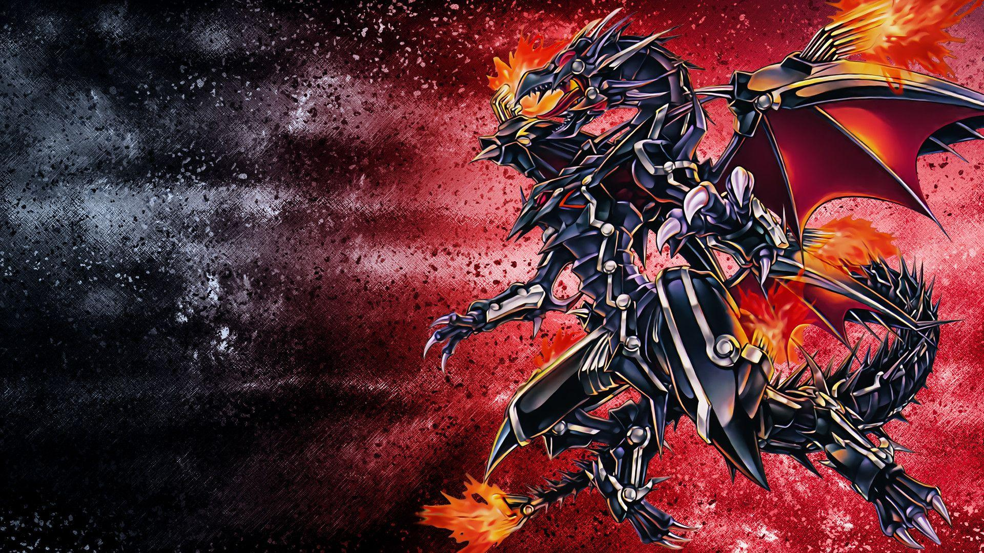 Hd Red Eyes Black Dragon Wallpapers Wallpaper Cave