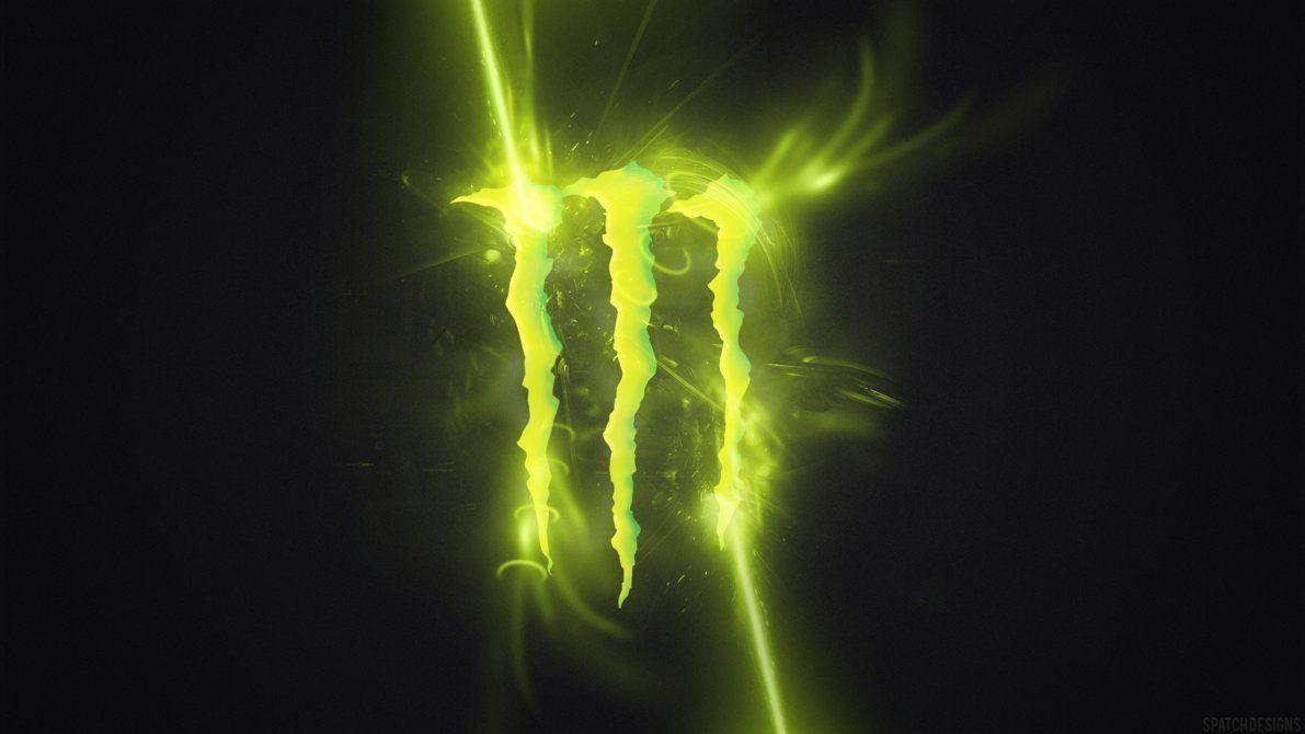 Monster Energy by SpatchDesigns