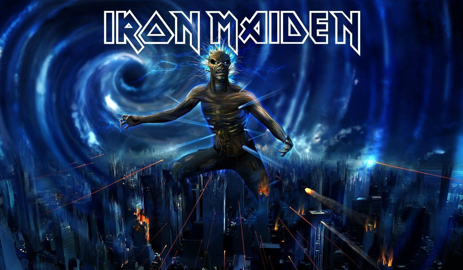 Iron Maiden Hd Wallpapers Wallpaper Cave